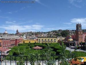 El Jardin (Zocalo)