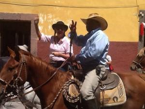 Leisurely Country Horseback Riding
