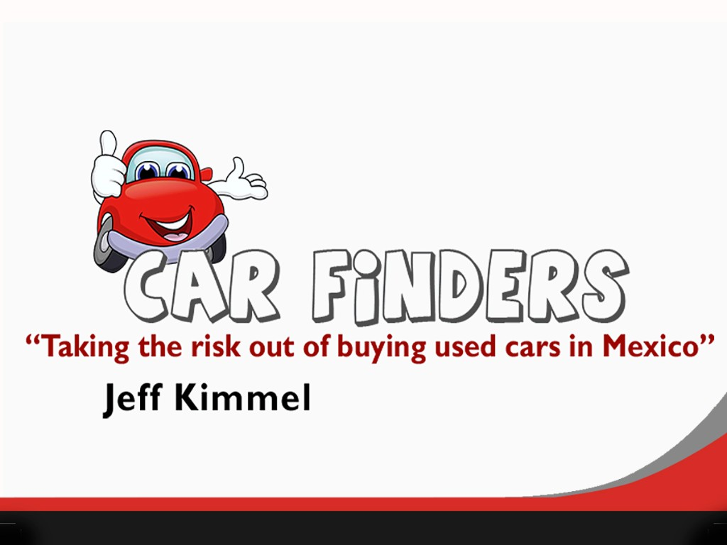 Car Finders: Taking the risk out of buying used cars in Mexico