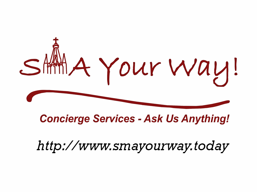 SMA Your Way - Concierge Services