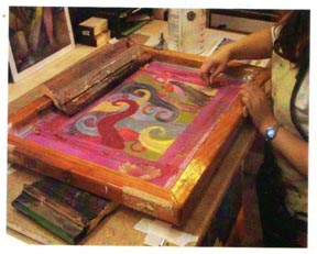 Introductlon to Non-Press Printmaking - Galeria San Francisco - Ongoing Art Workshops