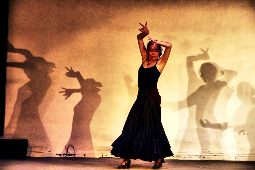 Flamenco Dance Classes Teatro Santa Ana Discover San Miguel De