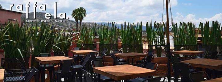 Raffaela Terraza Discover San Miguel De Allende