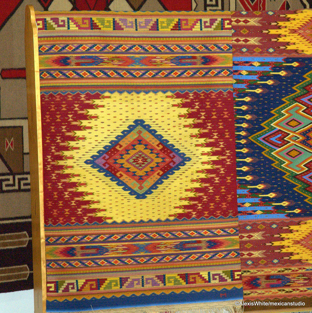 Open House With Special Talks And Oaxacan Rug Exhibit And