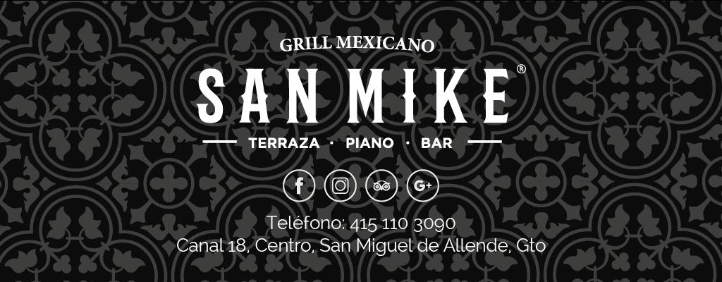 San Mike Mexican Cuisine Cantina Terraza Discover San