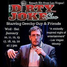EXTENDED: The Dirty Joke Show, Geechy Guy at Shelter Theater