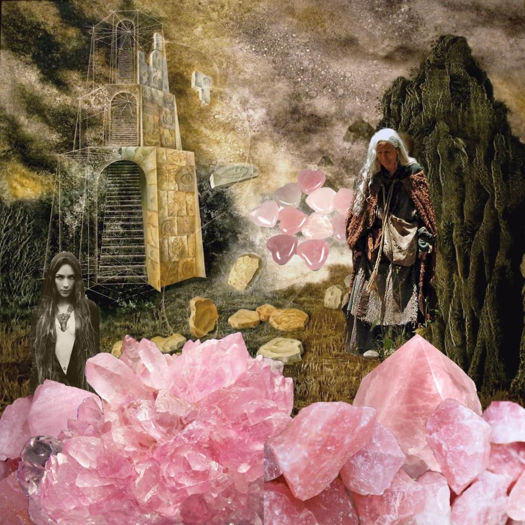Rose-Quartz-Priestess