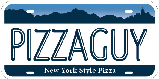 PizzaGuy / New York Style Pizza