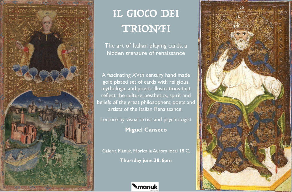 Talk Italian Tarot Cards And Its Symbols Discover San Miguel