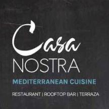 Casa Nostra Restaurant Terrace RoofTop Bar