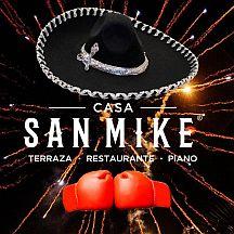 San Mike: Mexican Cuisine, Cantina & Terraza