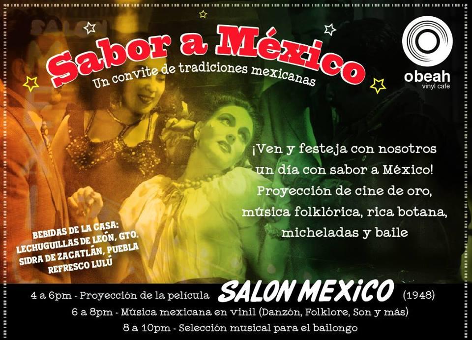 Sabor a México | Obeah Vinyl Cafe | Discover San Miguel de Allende