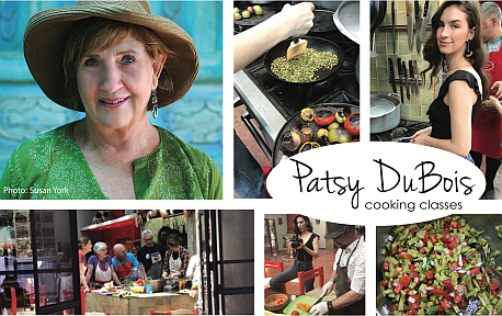 Patsy DuBois Cooking Classes