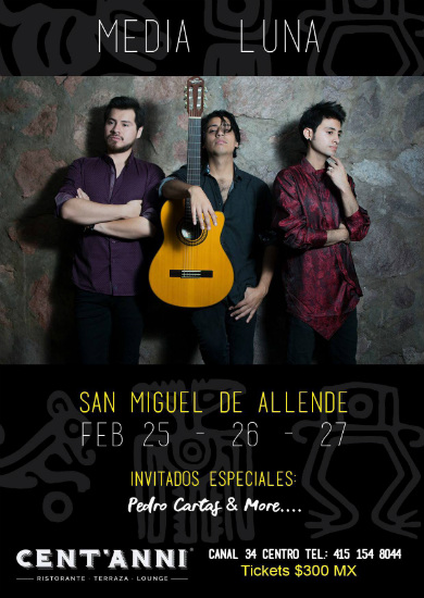 Media Luna Cent Anni Discover San Miguel De Allende