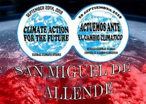 Climate Action for San Miguel de Allende/Global Climate Strike!