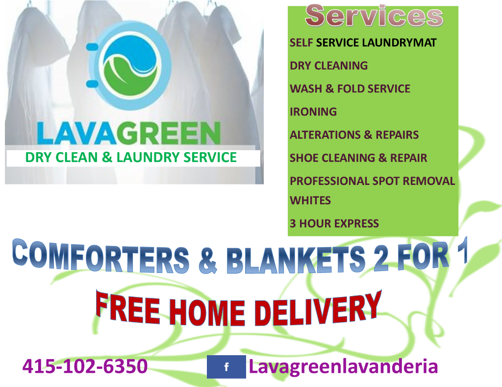 LavaGreen / ECO Friendly Laundry Service