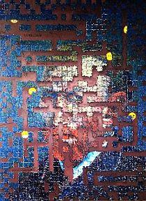 1-MATANDO-EL-TIEMPO-TRATANDO-DE-NO-MORIR-EN-EL-ENCIERRO.oil-canvas.JUAN-CARLOS-CAZARES.60X80cm40000