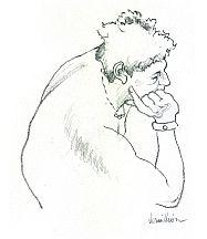 1.PIYO-THINKING-pencil-10.5-x-7.5-in.-HENRY-VERMILLION