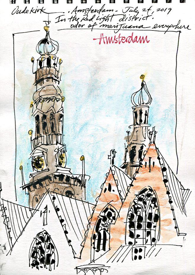 Amsterdam-Oudekerk